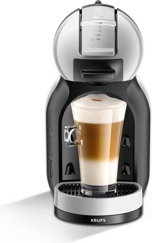 Krups Nescafe Dolce Gusto Mini Me Artic Grey