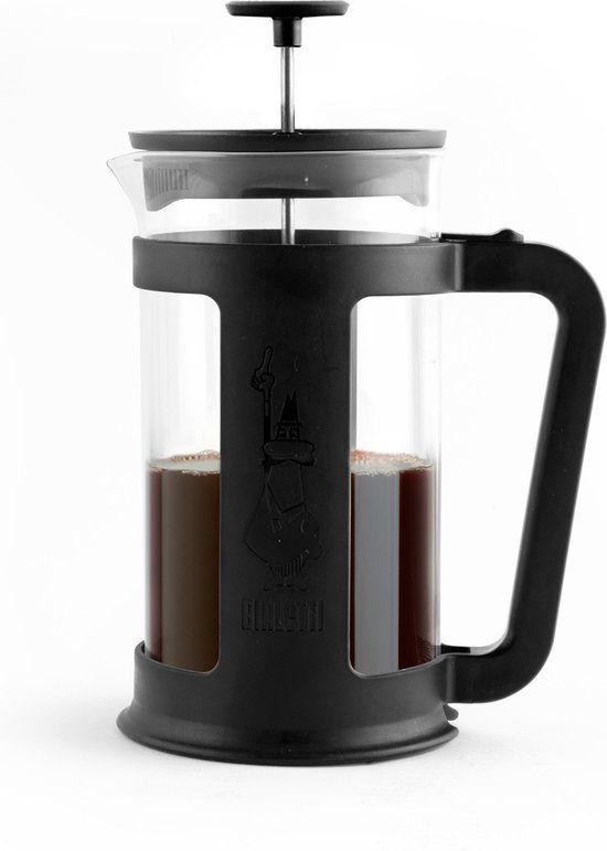 Bialetti Cafetiere SMART - 350ml - Zwart