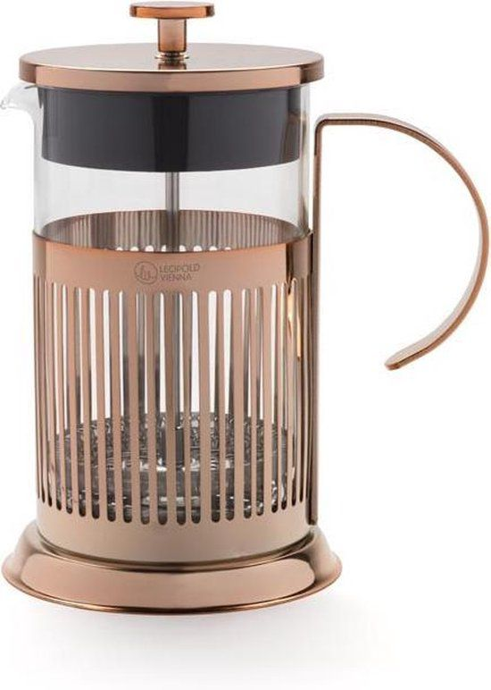 Koffiemaker French Press Koper